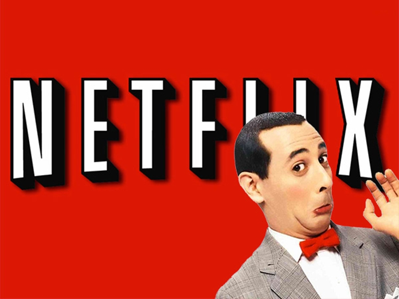 Netflix partners with Judd Apatow to produce new Pee-wee Herman movie