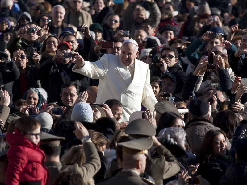 Pope making second Google Hangouts appearance to talk to children