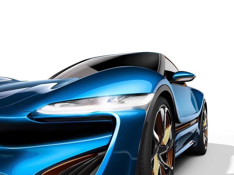 'Water powered' sports car with almost 1,000km range is on the horizon