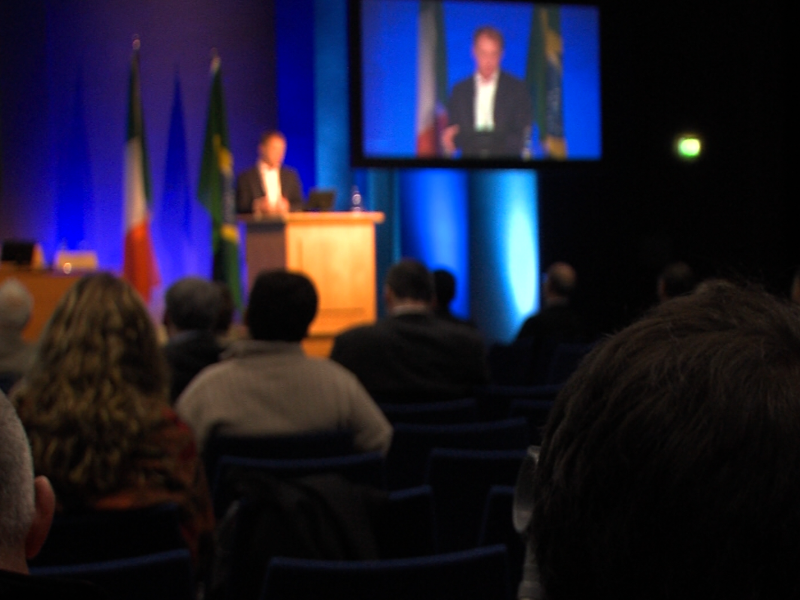 Science and research stakeholders descend on Dublin for Research Brazil Ireland summit