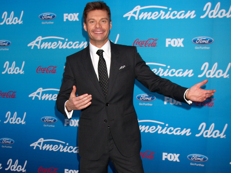 BlackBerry hits Ryan Seacrest with another lawsuit
