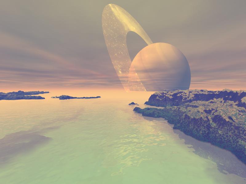 NASA wants to send a submarine to Saturn's Titan moon