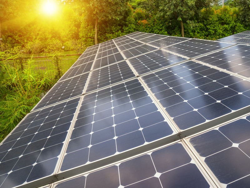 Solar power soon to be cheapest energy source around