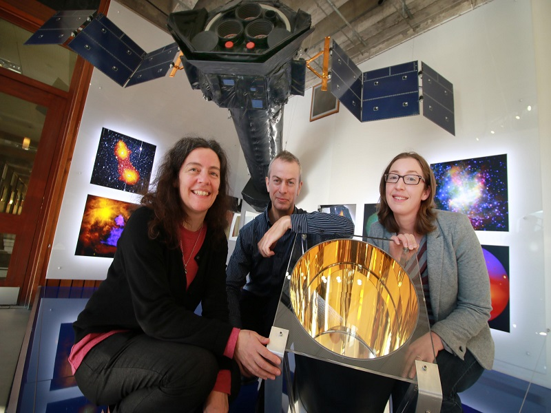 Irish space start-up gets €800,000 in ESA funding for big data in the cosmos