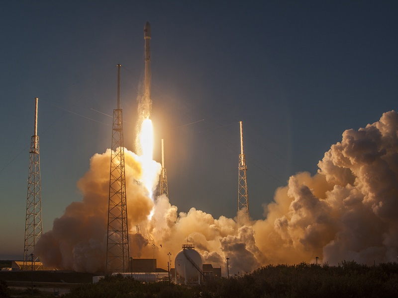 SpaceX launches DSCOVR into orbit, but fails to return rocket