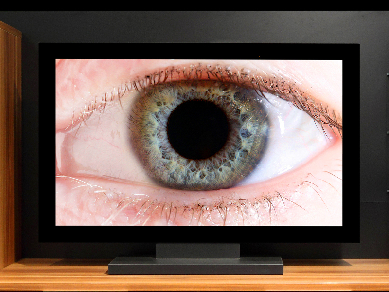 Smart TVs, watching you as you watch them