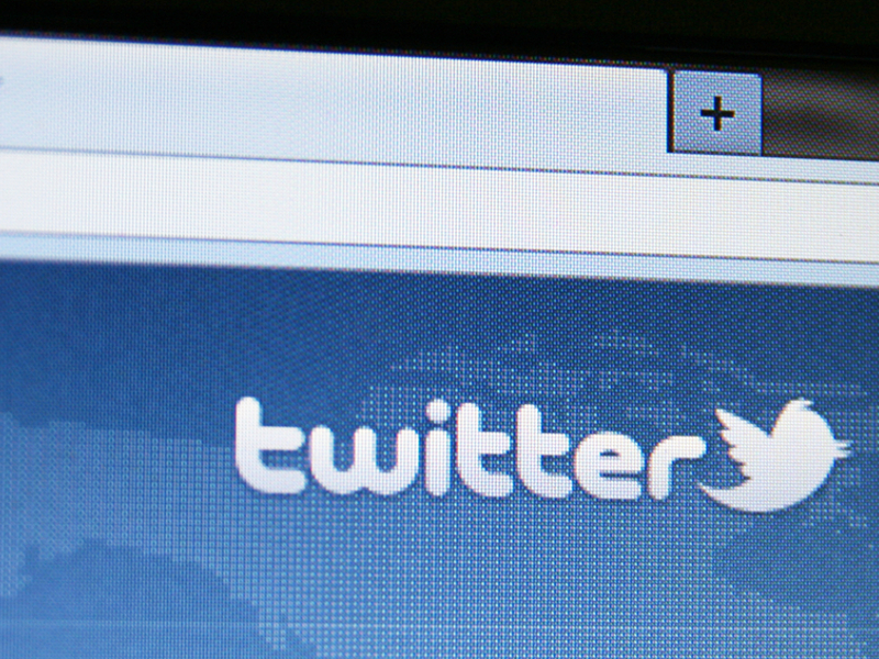 Twitter is testing a new landing page for people without Twitter accounts