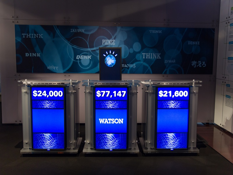 IBM's Watson gets an upgrade to understand speech and recognise objects