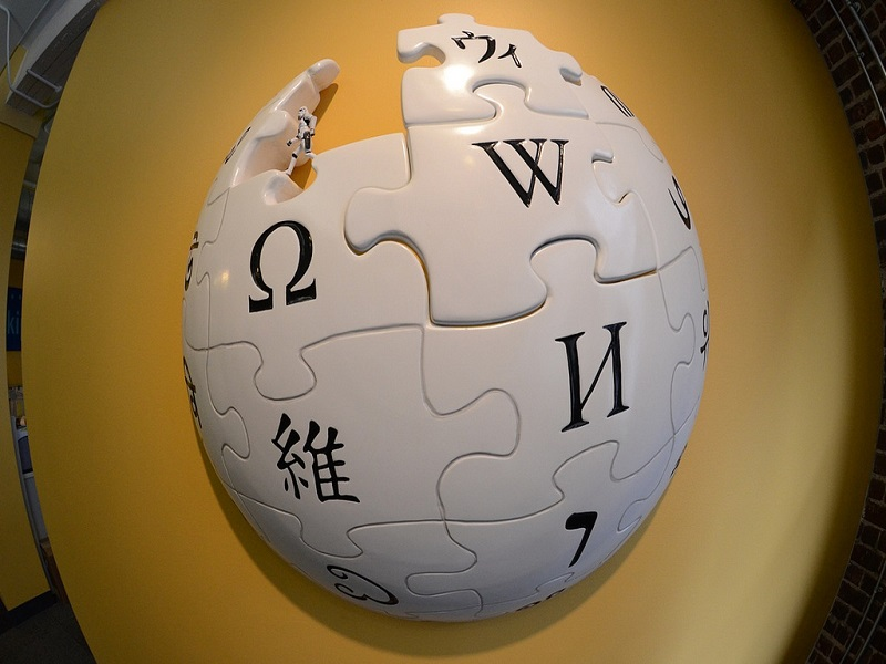 Is Wikipedia just a man's world? Yes it is, according to new study