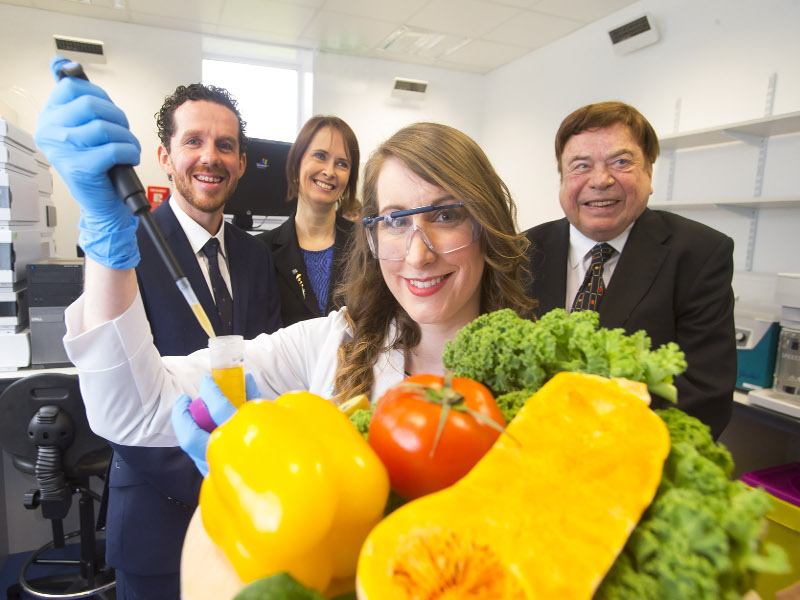 Vision for fighting blindness unfolds at €4m 'blue sky' labs in Waterford