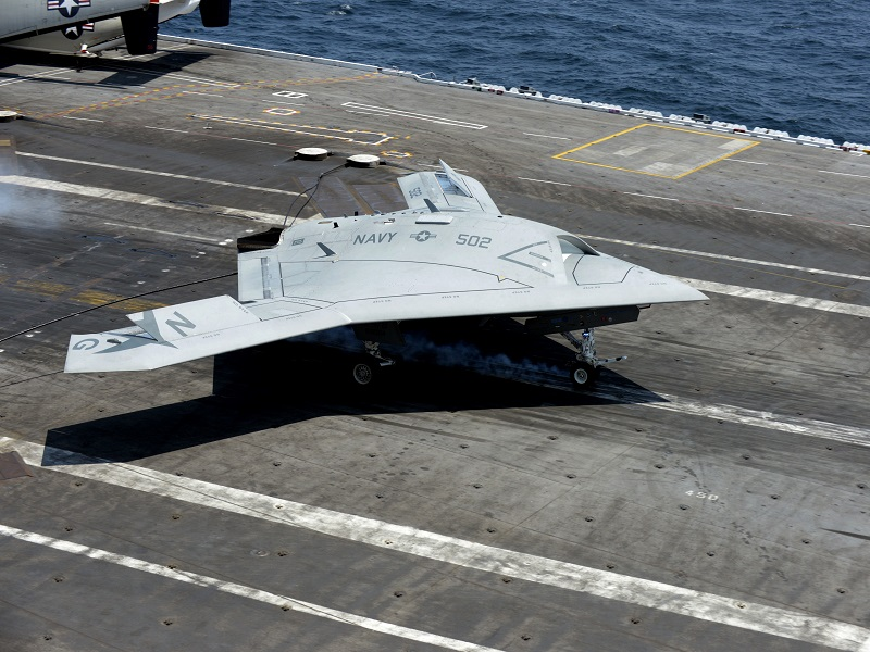 US Navy drone project pushed out to at least 2022