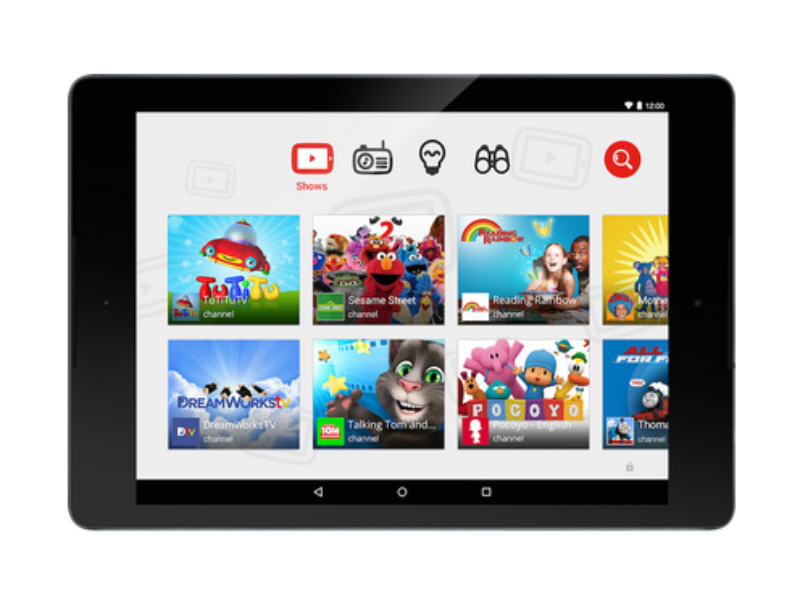 Google goes live with child-friendly YouTube for Kids