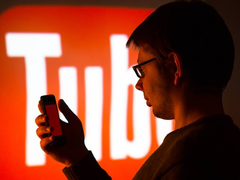We're spending far longer watching YouTube videos, as creators receive revenue boost