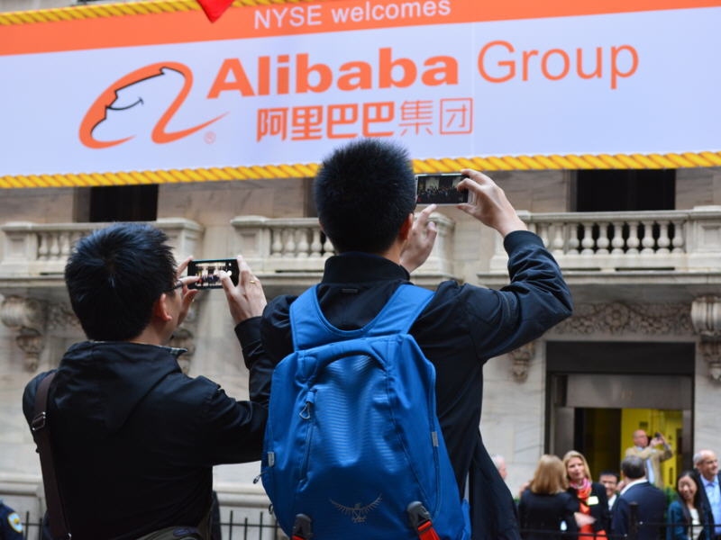 Alibaba to invest US$200m in Snapchat – values social network at US$15bn
