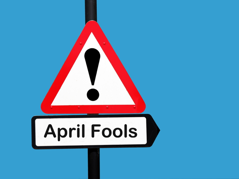 Gigglebit: TV's 5 biggest fools in honour of April Fools' Day (videos)