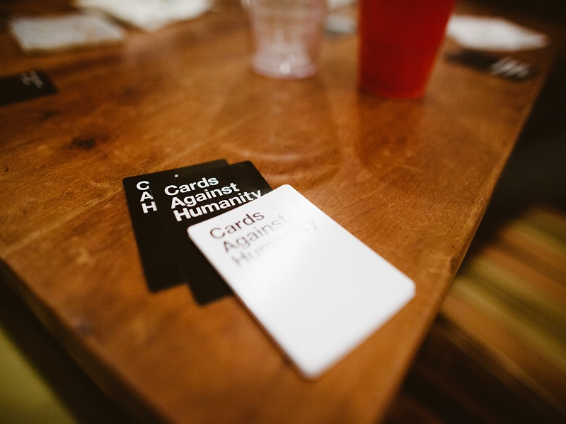 Cards Against Humanity release pack to aid women in STEM