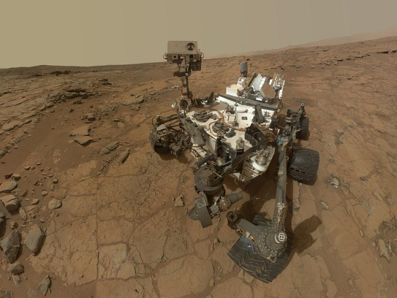 NASA's Curiosity rover finds evidence of ingredients for life on Mars