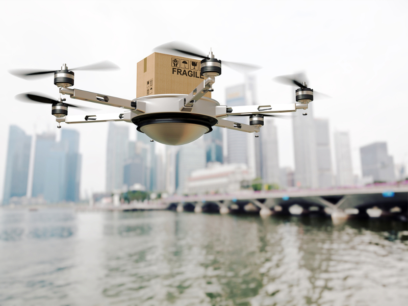 Amazon gets permission from FAA to start testing delivery drones in US