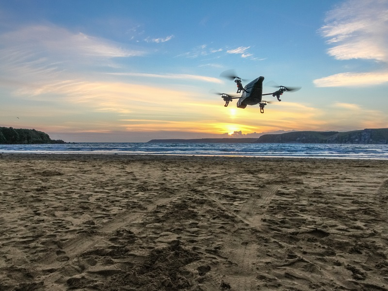 FAA bans uploading YouTube videos with drone footage