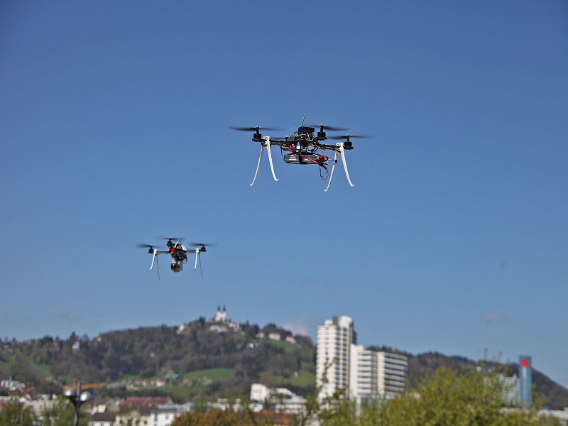 UK drone operator arrested for filming football matches