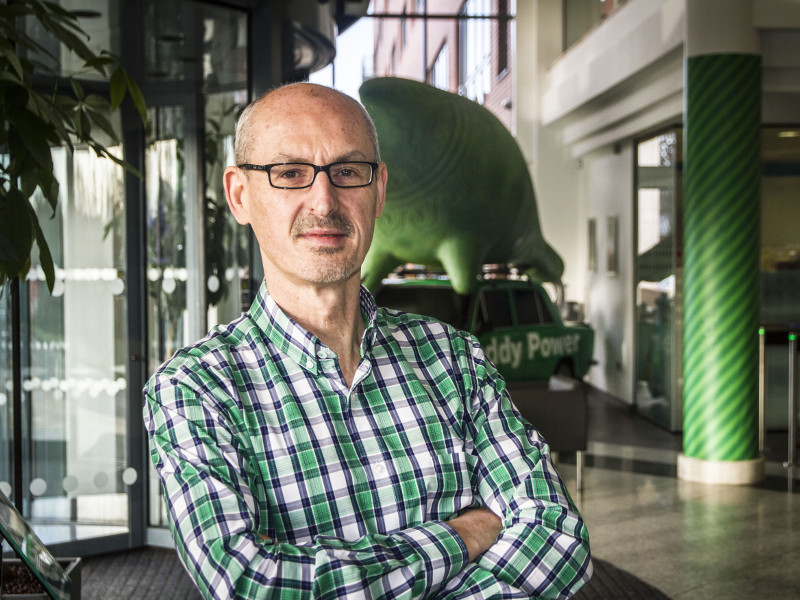 The five minute CIO: Fin Goulding, Paddy Power
