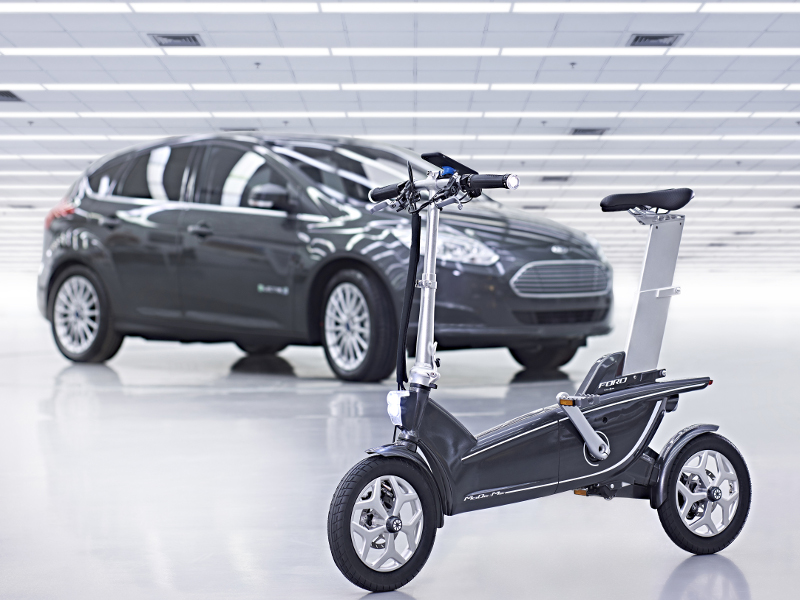 Ford's latest mobility breakthrough is … the electric bicycle