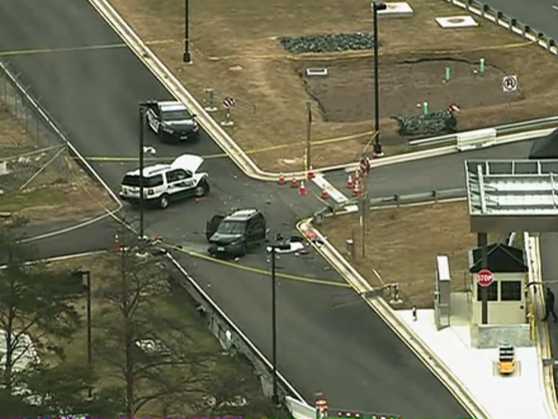 Shooting at NSA headquarters leaves 1 dead, 2 injured