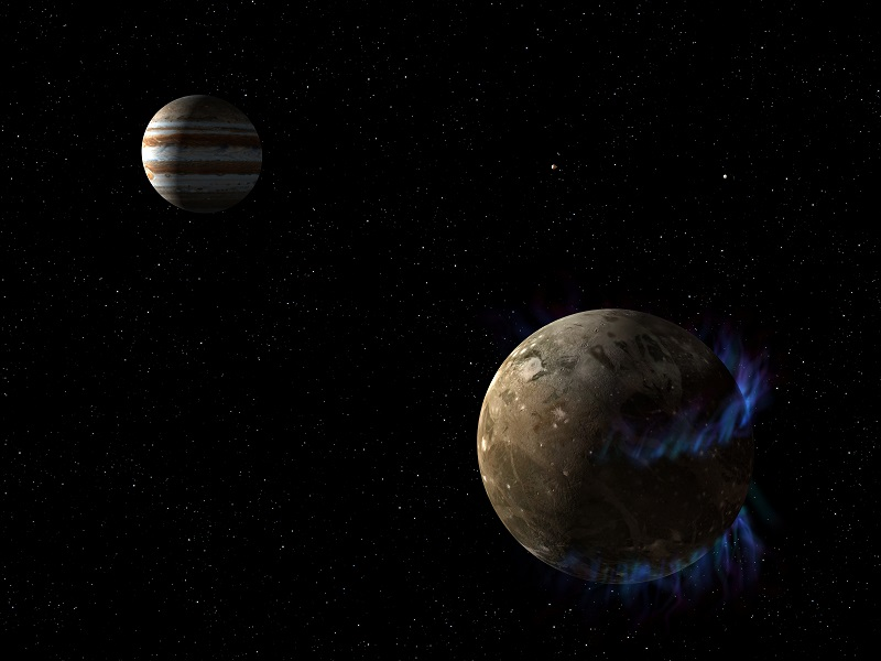 Oceans, oceans everywhere! Ganymede moon also found to have ocean