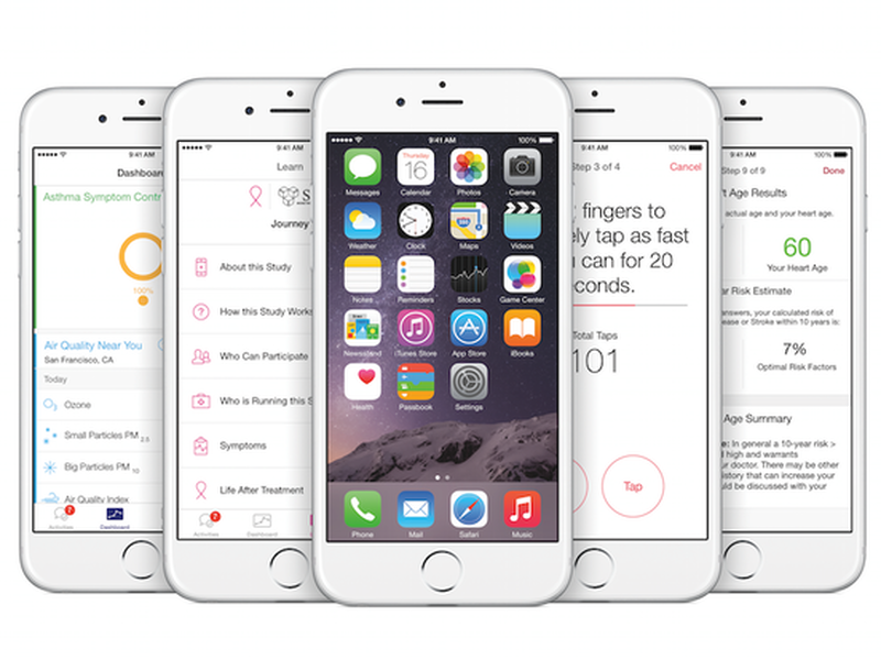 Apple launch sees thousands sign up for ResearchKit studies