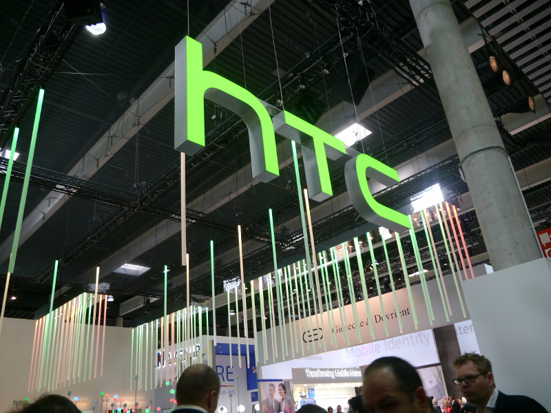 First look at HTC's new One M9 smartphone (video)