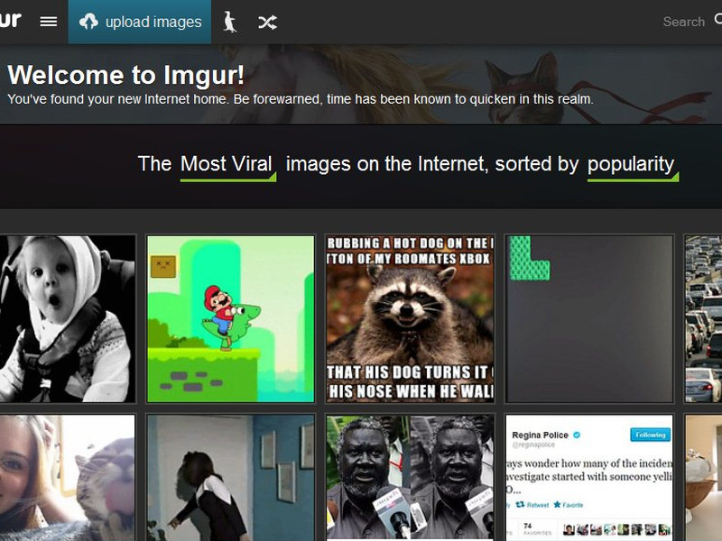 Imgur launches iOS app to help distract you in ever more ways