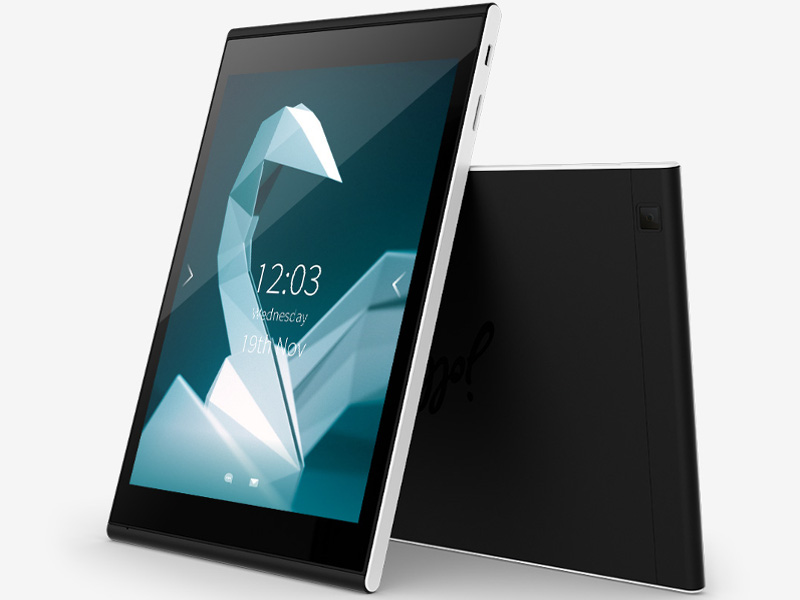 First look at the new Jolla tablet (video)