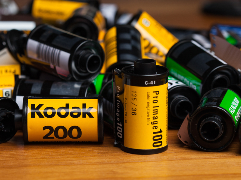 Kodak working on a comeback thanks to swathes of unused patents