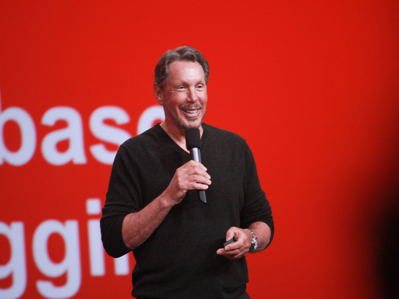 Cloud delivers for Oracle with Q3 revenues of US$9.3bn