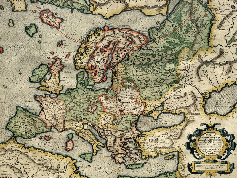 Google Doodle celebrates the 503rd birthday of map genius Gerardus Mercator