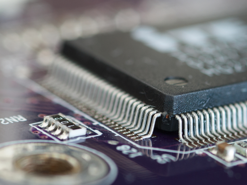 Decades-long battery life in new ARM-powered microcontroller