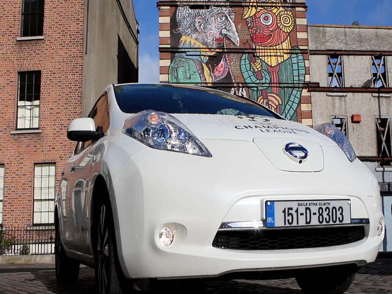Nissan Leaf: No need for pruning this EV (review)