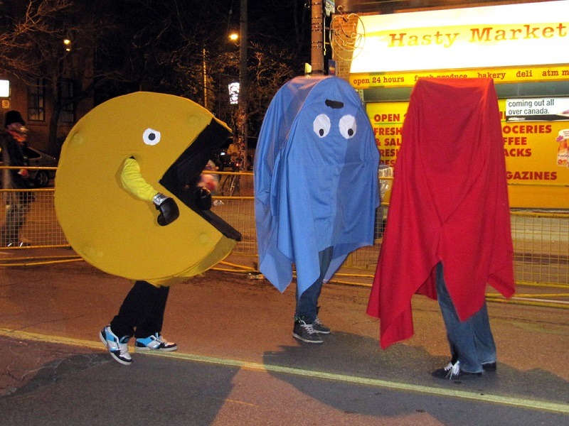 April Fools' Easter egg: Play Pac-Man on your city's streets with Google Maps