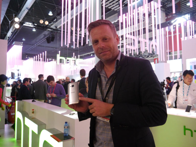 The Interview: Peter Frølund, vice-president, HTC