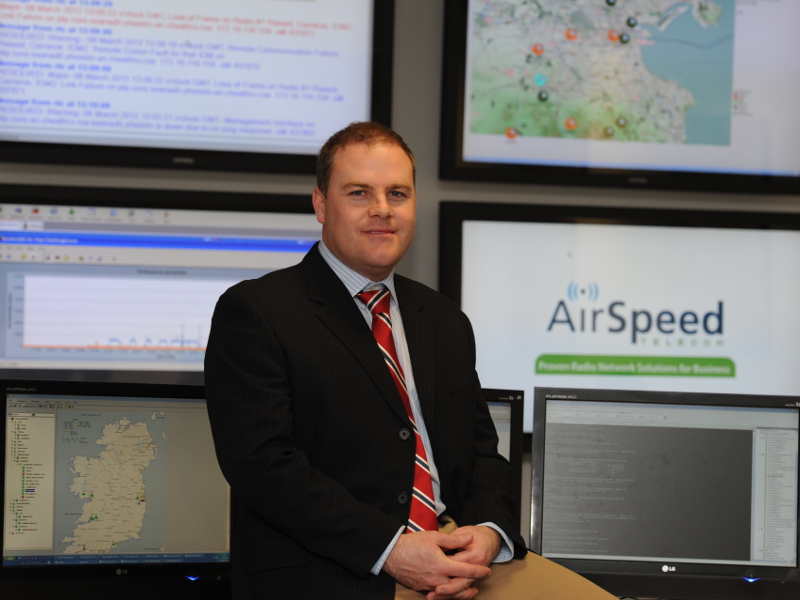 The five minute CIO: Peter Hendrick, AirSpeed Telecom
