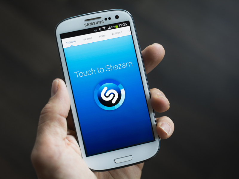 Shazam to add object recognition to next identification app