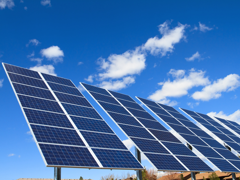 UK predicts 4pc of its electricity will be solar within a decade