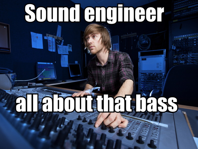 10 sound engineer memes tune into the career