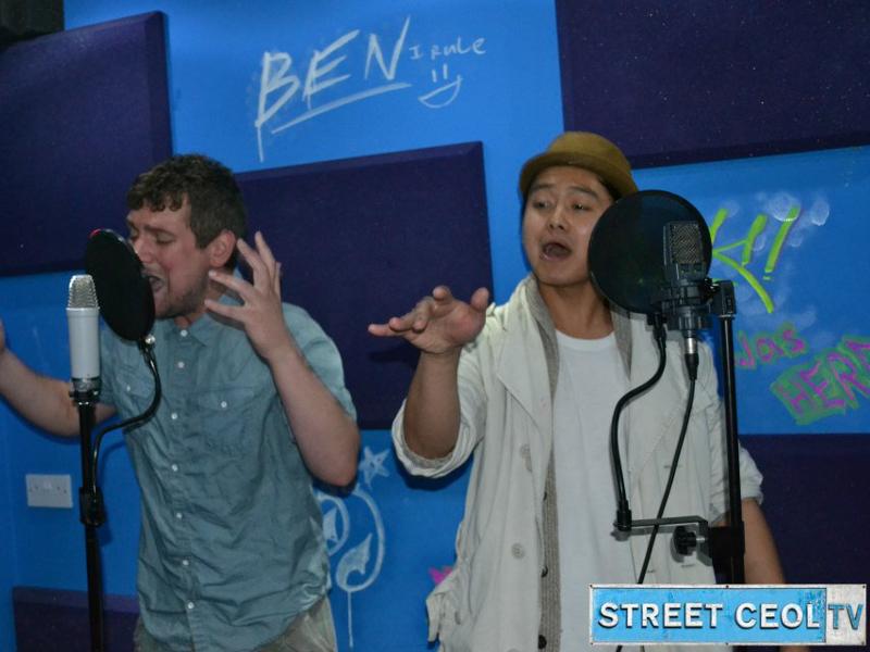 Live Lounge: Street Ceol TV offers striving musicians an online performance platform