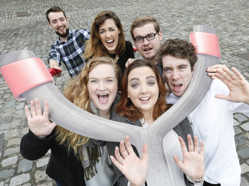 Student Slingshot Academy aiming to help Irish youngsters choose a discipline