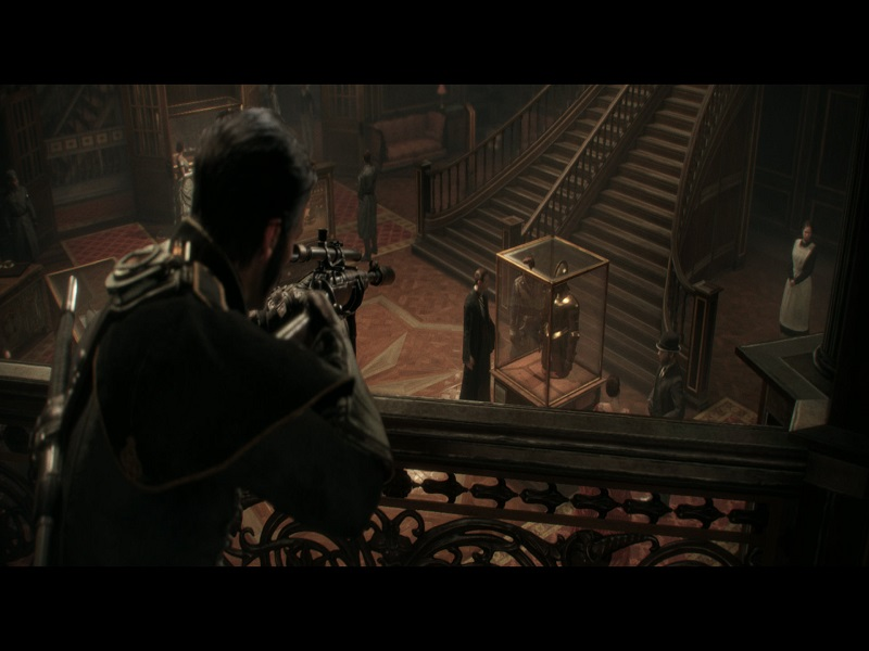 The Order: 1886: Like some art, the gameplay is painting by numbers (review)