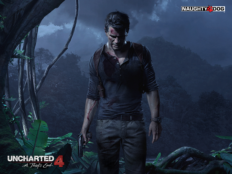 Uncharted 4 delayed until next year