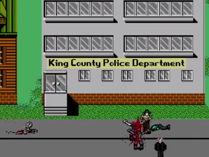 Gigglebit: This retro gaming version of The Walking Dead is better than the TV series