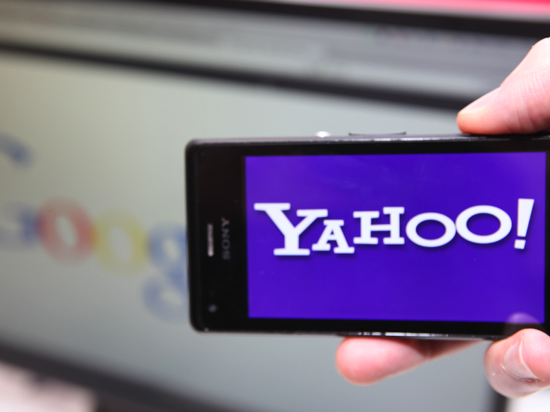 Google remains search king in US, but Yahoo! is looking up