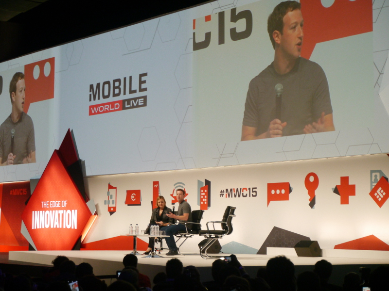 Zuckerberg says forget drones and balloons, for internet to flourish mobile operators are crucial